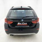 Foto numero 6 do veiculo BMW X1 SDRIVE 20i 2.0 TB Flex Aut. - Preta - 2015/2015