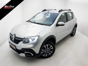 Foto numero 0 do veiculo Renault Sandero STEPWAY Iconic Flex 1.6 16V Aut. - Prata - 2021/2022
